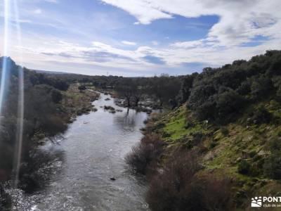 Puente de la Marmota - Parque Regional de la Cuenca Alta del Manzanares actividades en madrid fin de